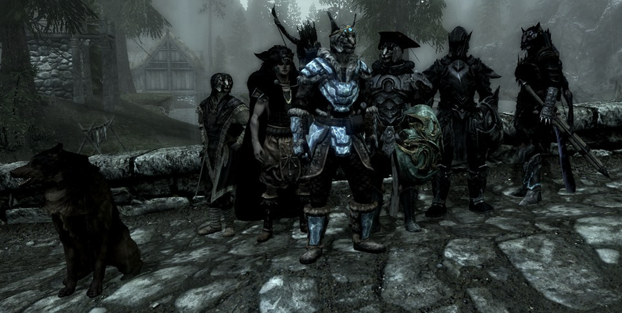 how to find followers in skyrim