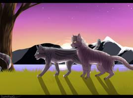 Dawn Patrol by Spottedfire23