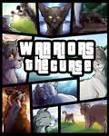Warriors:  The Curse GTA-style cover +SPEEDPAINT
