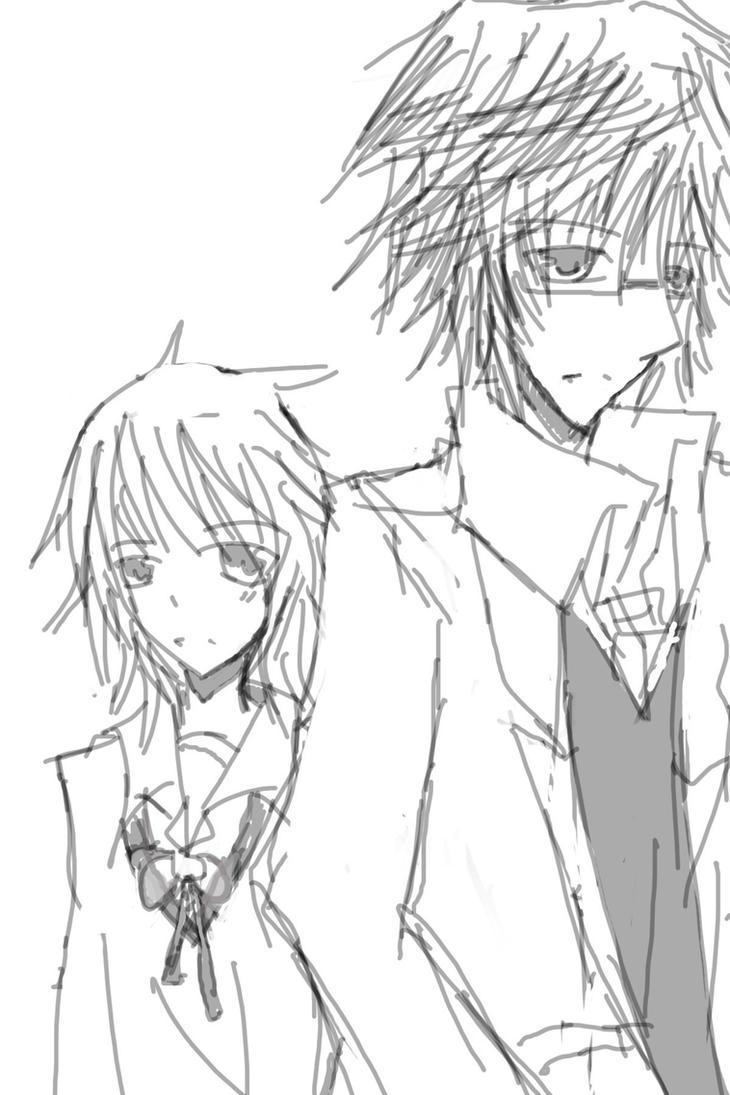 from Rodney manga boy touching girl