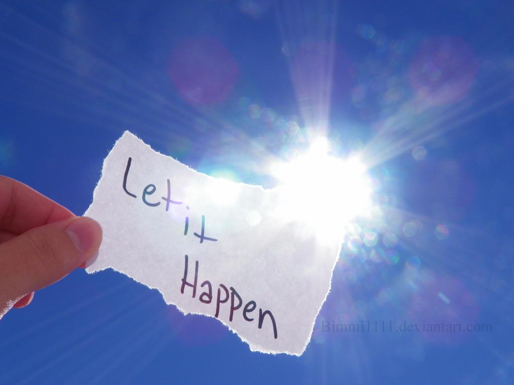 Let it Happen by Bimmi1111