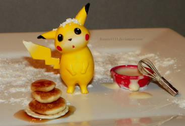 Pikachu's Pancakes