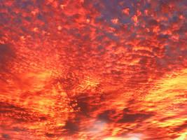 Fiery Skies by Bimmi1111