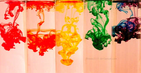 Rainbow Descent by Bimmi1111
