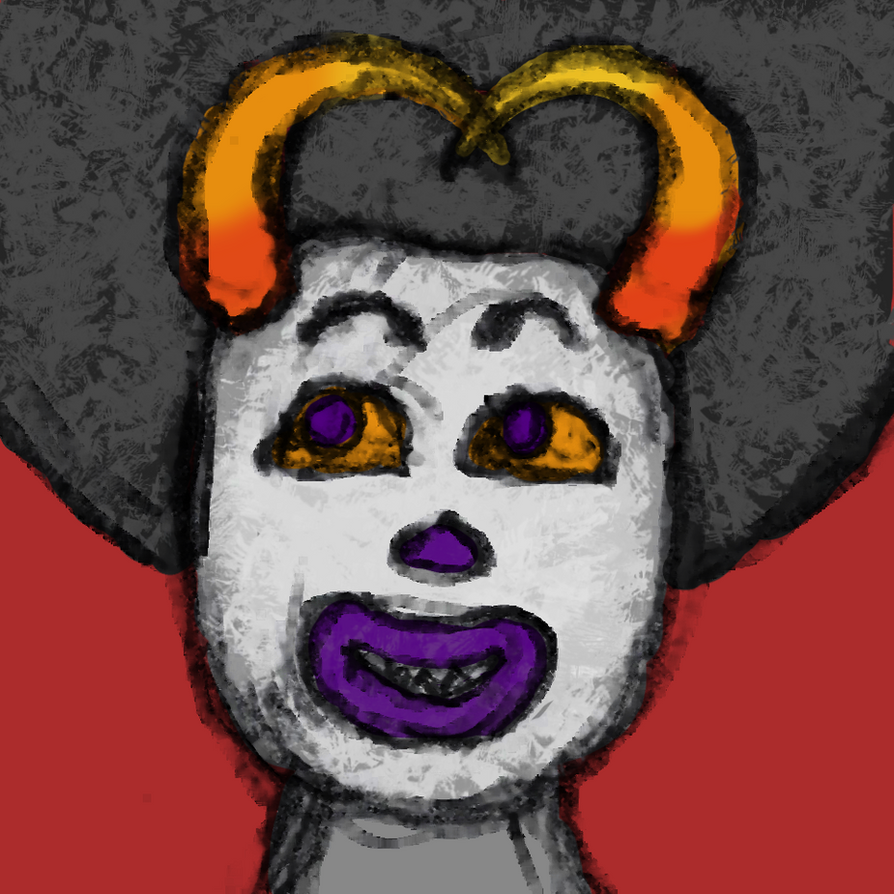 Troll Ronald McDonald by MaatMons