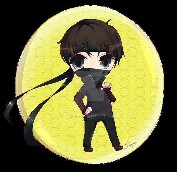 cm: Hosuke by tivee