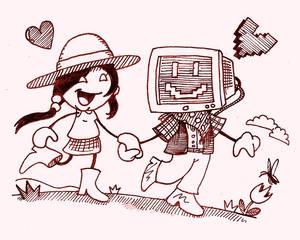 Dual-processor Love