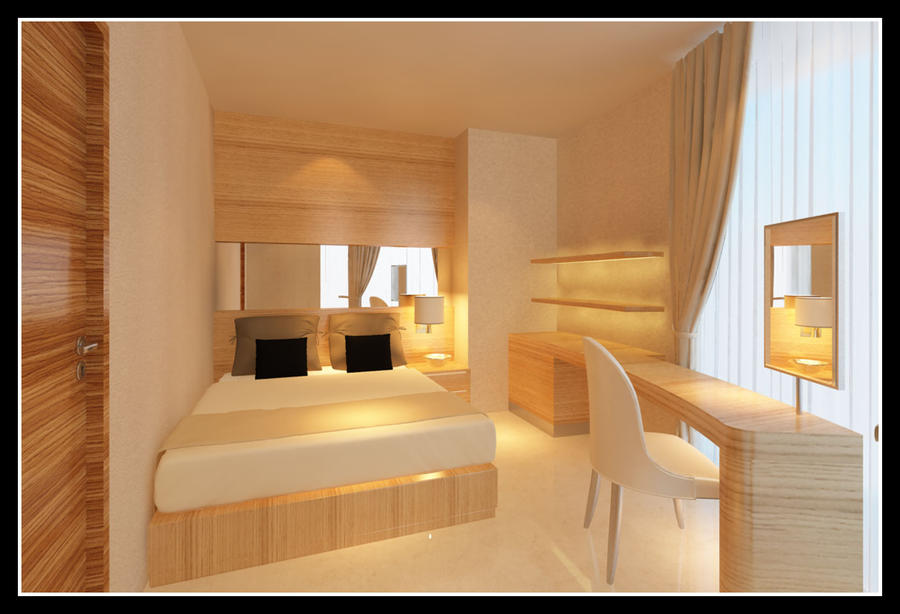 Simple master bedroom by yvesanty on deviantart - Image of simple bedroom ...