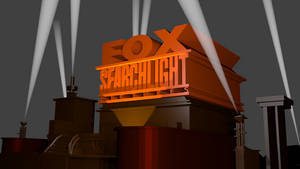 Fox Searchlight Pictures logo 1997 Remake Open Mat
