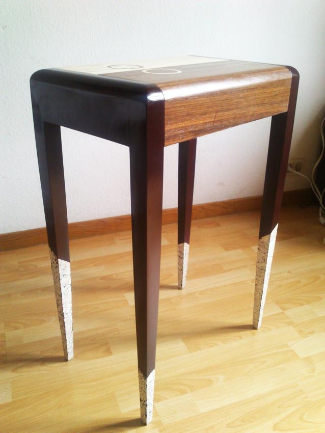 console contemporaine by gareann on deviantart. Black Bedroom Furniture Sets. Home Design Ideas