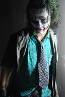 The Dark Knight's Joker 3 by Karumaru