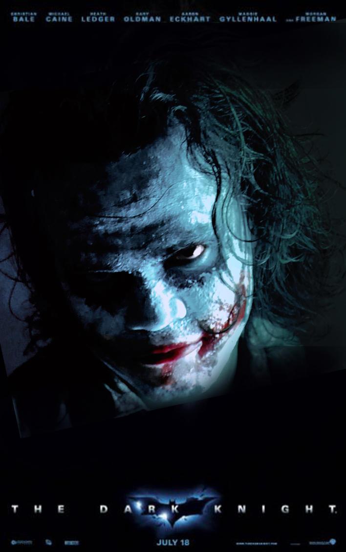 Dark Knight s Joker Po...