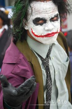 The Dark Knight's Joker 6