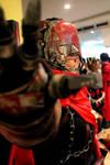 DWL - Red Man : Visage