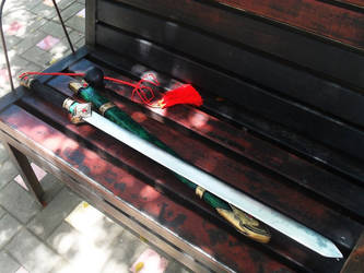 Li Syoran's Sword 02 by Karumaru
