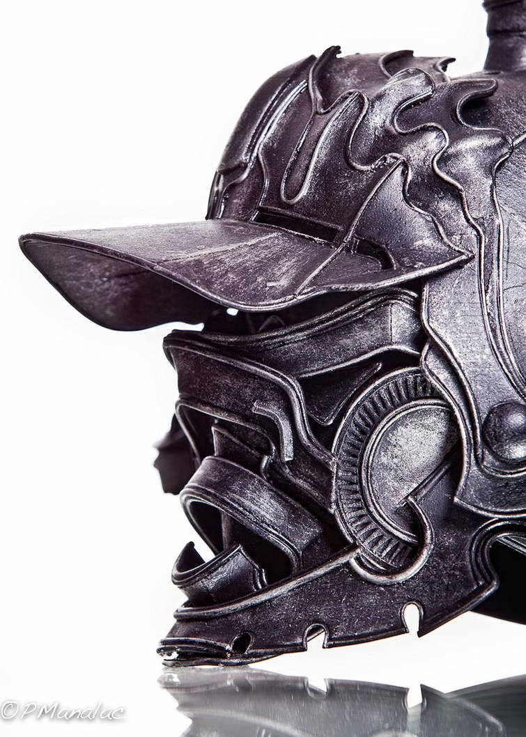 FF XII : Gabranth's Helm 01