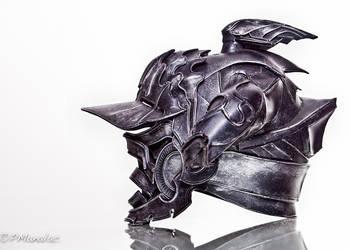 FF XII : Gabranth's Helm 02 by Karumaru