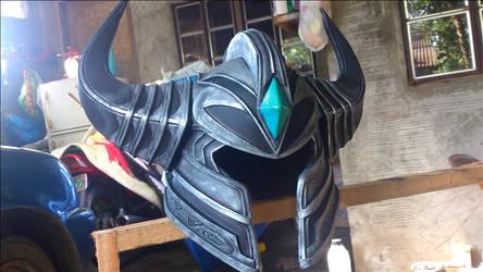Tryndamere - Helm by Karumaru