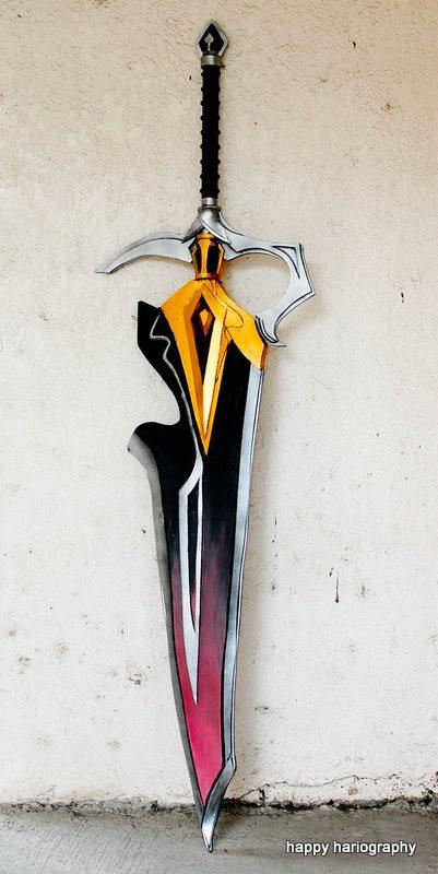 Linca's Sword by Karumaru