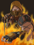 Scorpion MK by Acid-Dave
