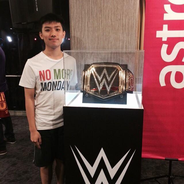 WWE Championship 2014 by chunfeng96