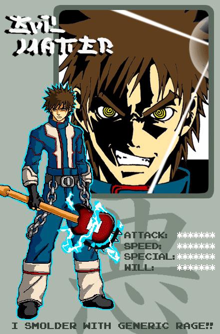 Evilmatter's Profile Picture