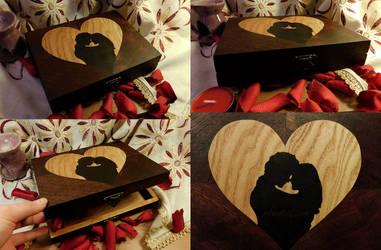 Little valentine love box by Andulino