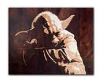 Yoda master of wood