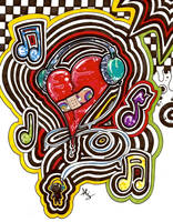 You Make My Heart Sing. by MissAlliferMartha