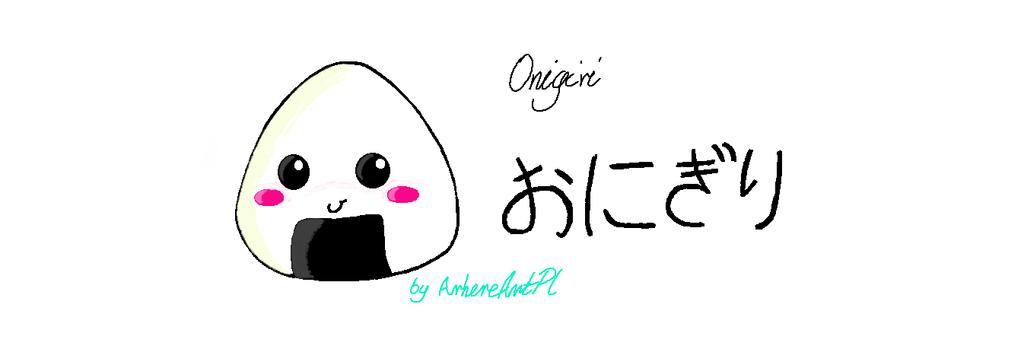 Onigiri by ArhereArtPL