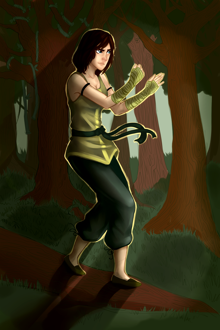 Korra book 4 )) by Anny96