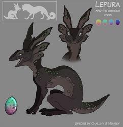 The Lepura by Chaluny