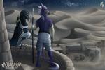 Commission - Desert View