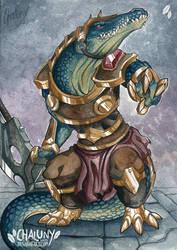 Commission - Rune Wars Renekton