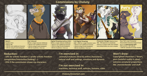 Commission info 2018 - CLOSED