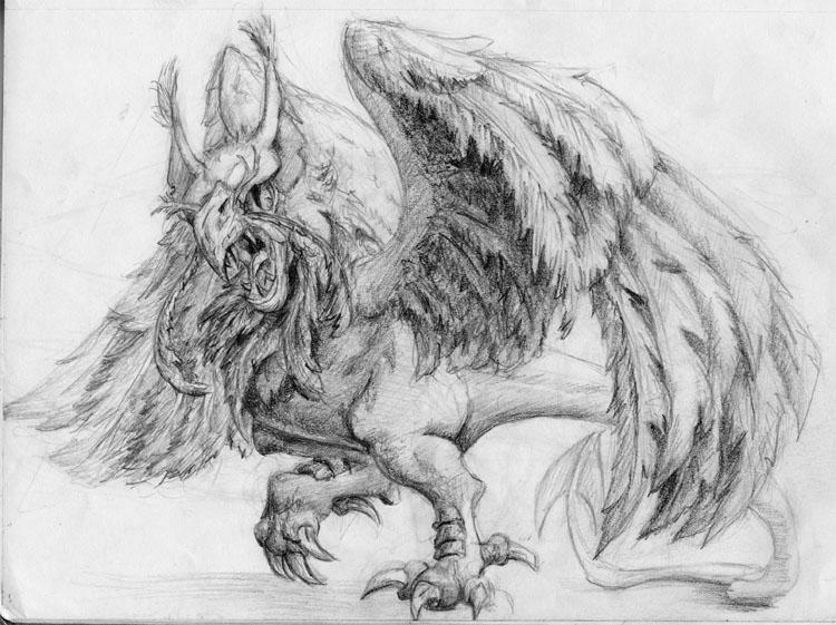 griffin by caladar