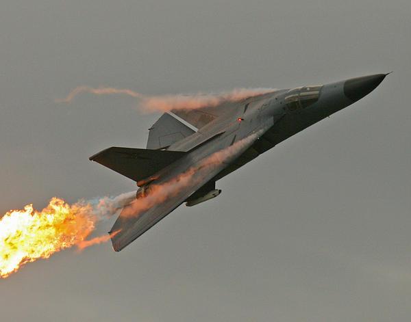 F-111 dump and burn by PhotoRefresh on DeviantArt