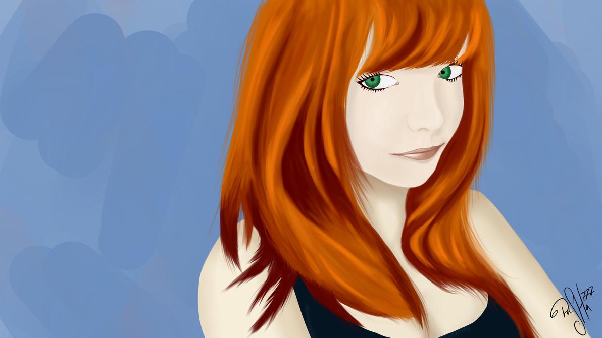 Redheaded by dusha777
