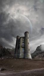 The Dark Tower by Yrius