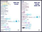 ULSW Gogeta Blue Evolution KaiokenX20 Sprite Sheet