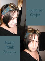 Steam Punk Goggles