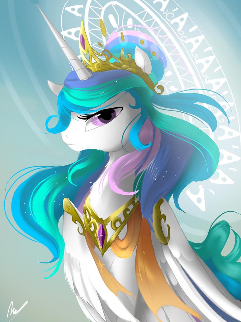 Queenlestia by nutty-stardragon