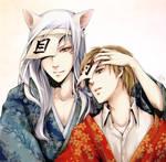 Natsume: NyankoSensei x Natsumeeeeee