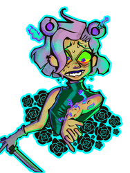 i hope there's no parasites in my arm 2.0 by AloeVeraaaaaa