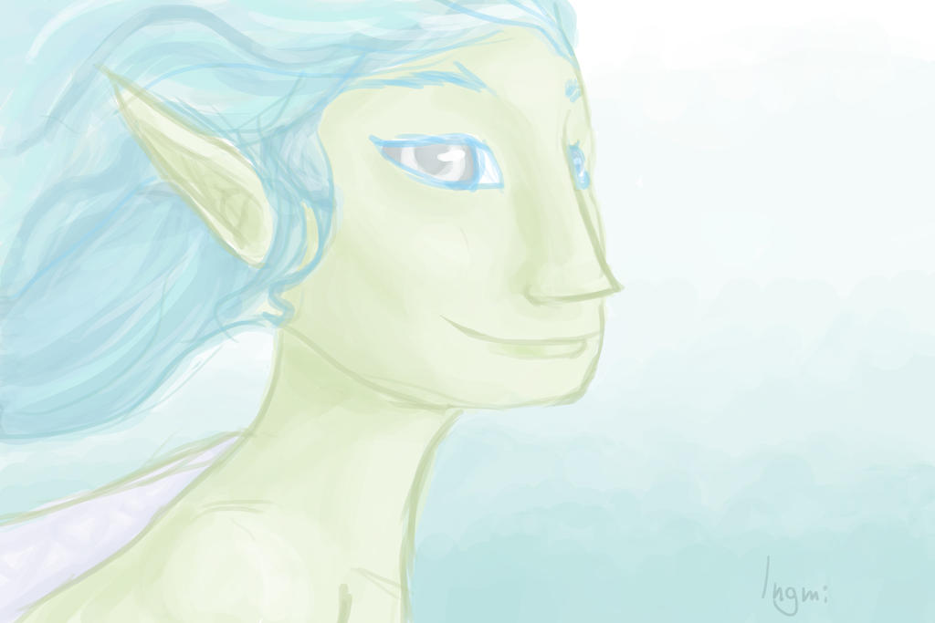 Elf? by Ingmi
