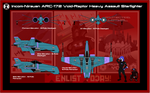ARC-172 Starfighter Design