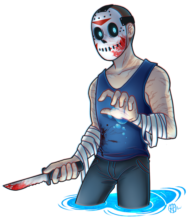 H2O by Tea-cup-kitty on DeviantArt H20 Delirious Drawings