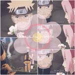 NaruSaku - Sakura blushing toward Naruto