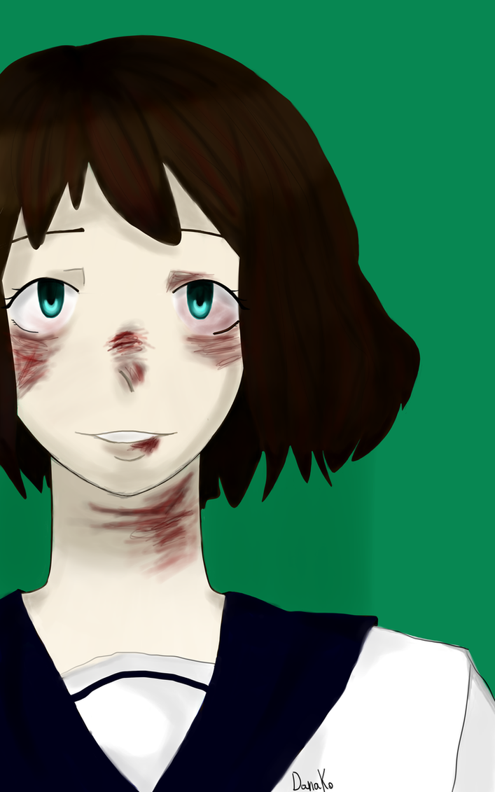 Girl by Danako-chan