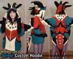 Sniper Custom Hoodie!